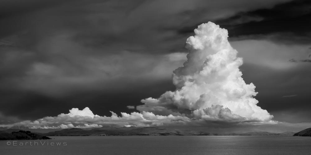 Titicaca atmosphere