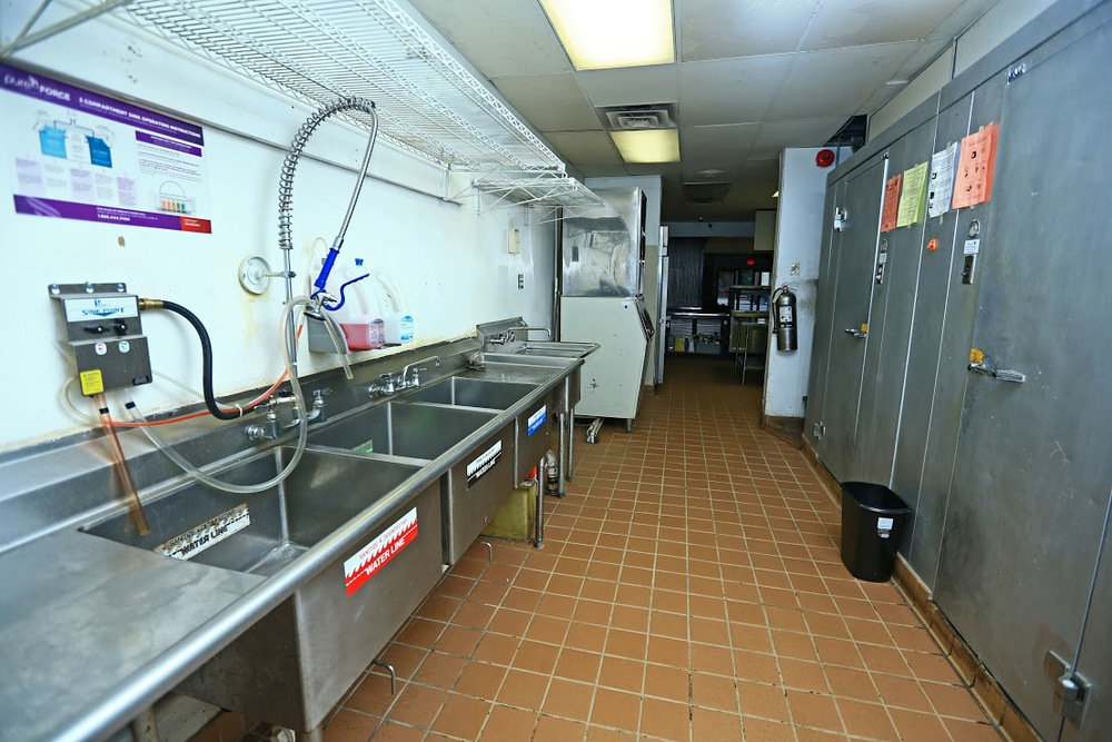 Kitchen sinks and refrigerator and freezer.jpg