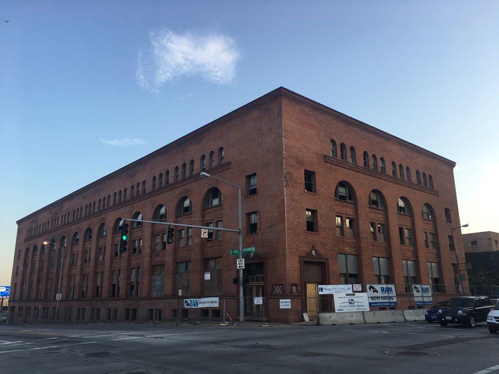 The Berdan Building - 401 Washington St, Toledo OH 43606 - Pre-Renovation