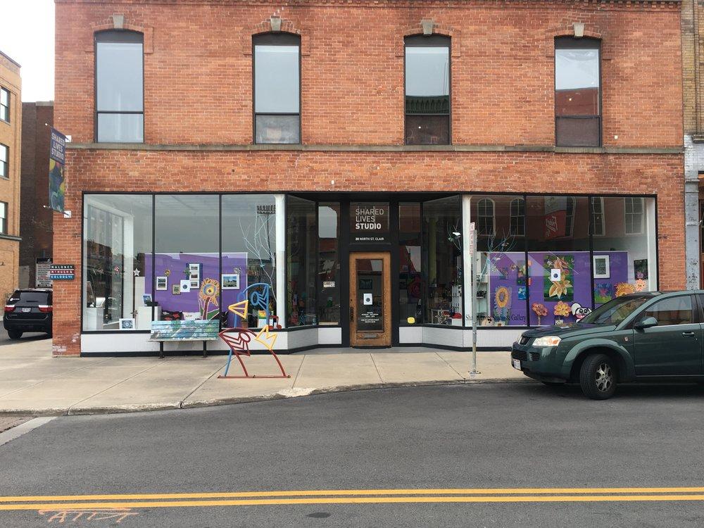 Shared Lives Studio - Downtown Toledo