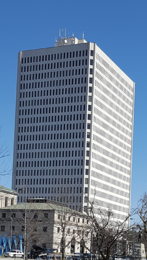 One Government Center