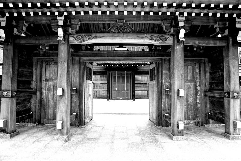 Tenjin temple