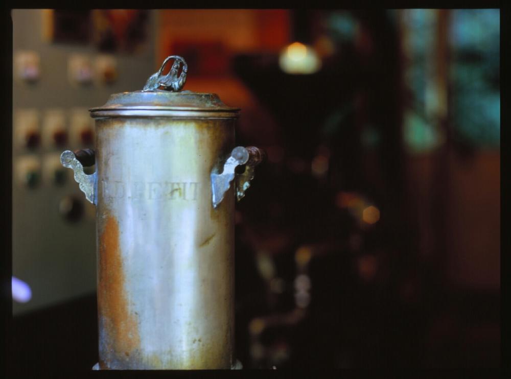 coffee pot (Mamiya 645, Provia 100)