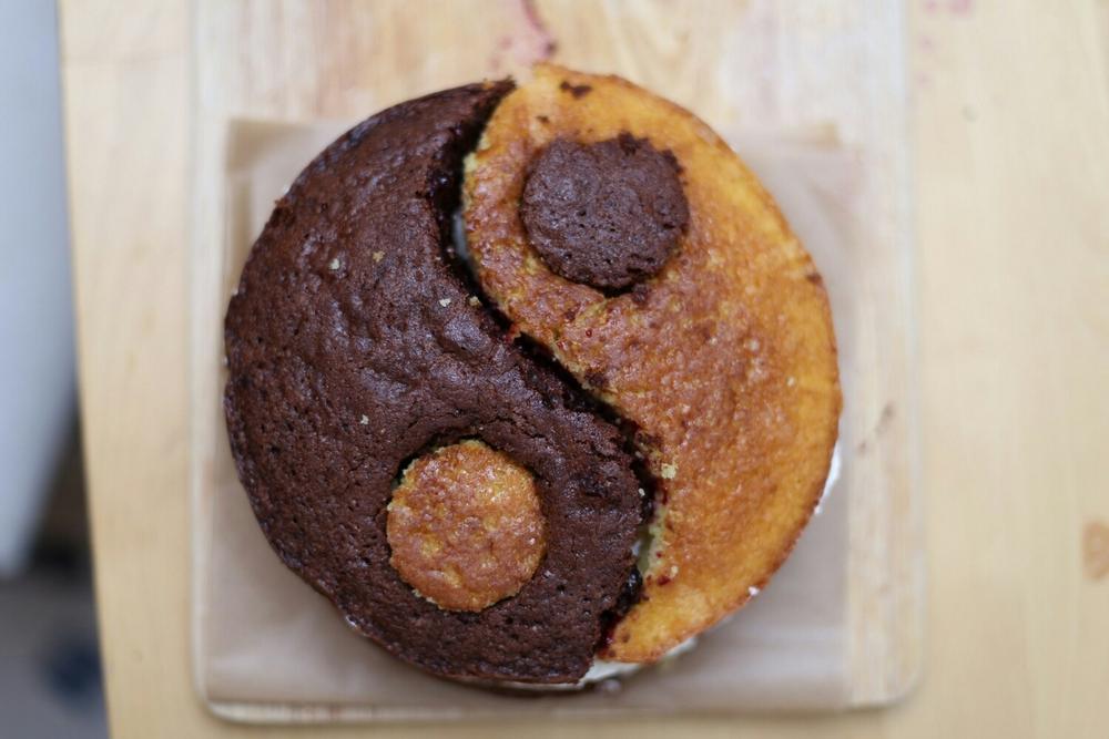 Tai Chi cake