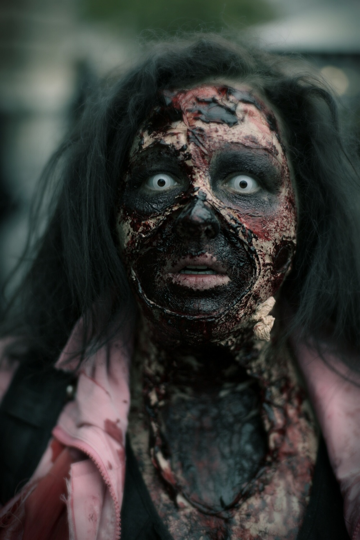 Frankfurt zombie