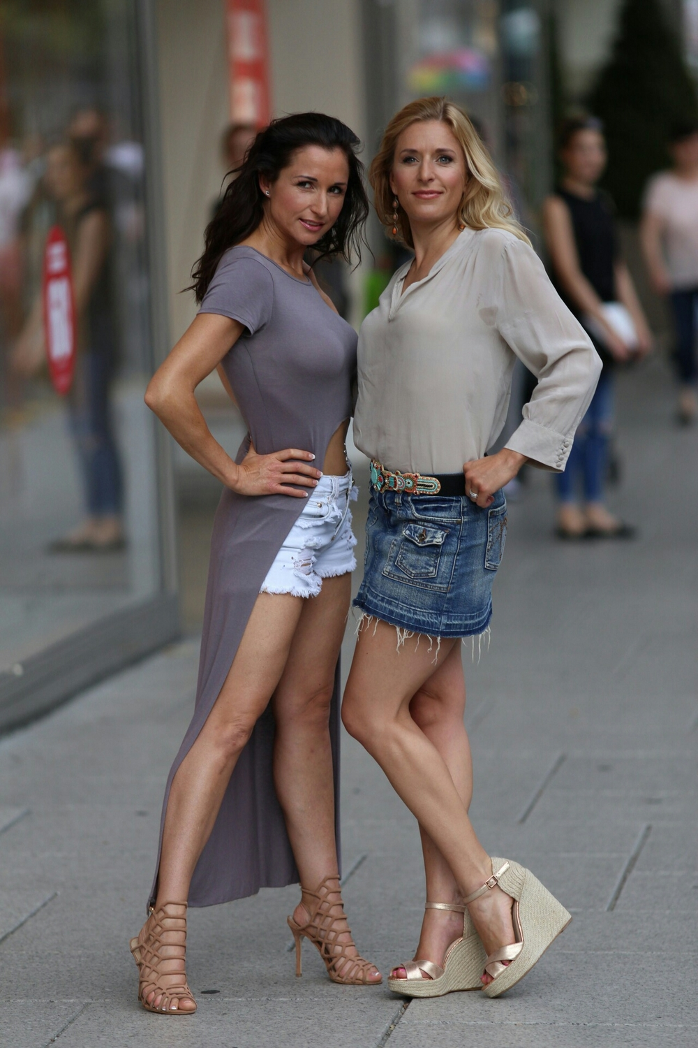 models on the Zeil