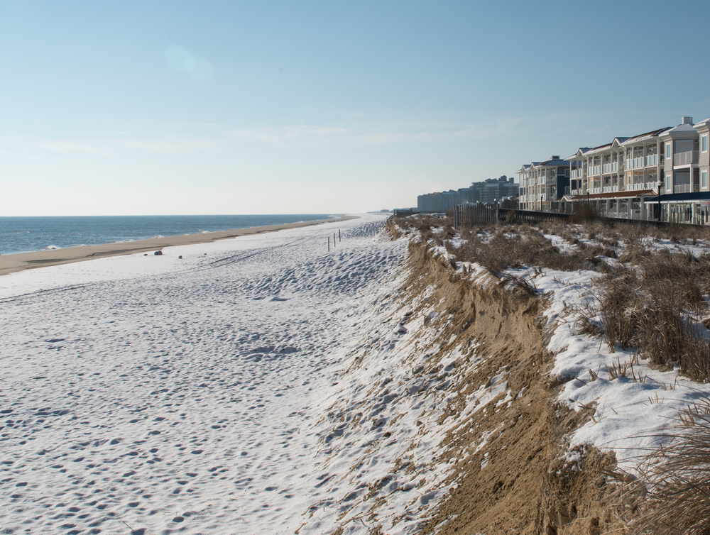 Bethany Beach, Delaware: January 21, 2016