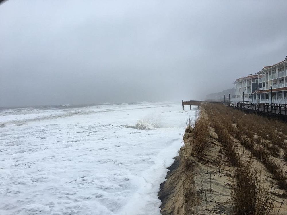 Bethany Beach, Delaware: January 24, 2016