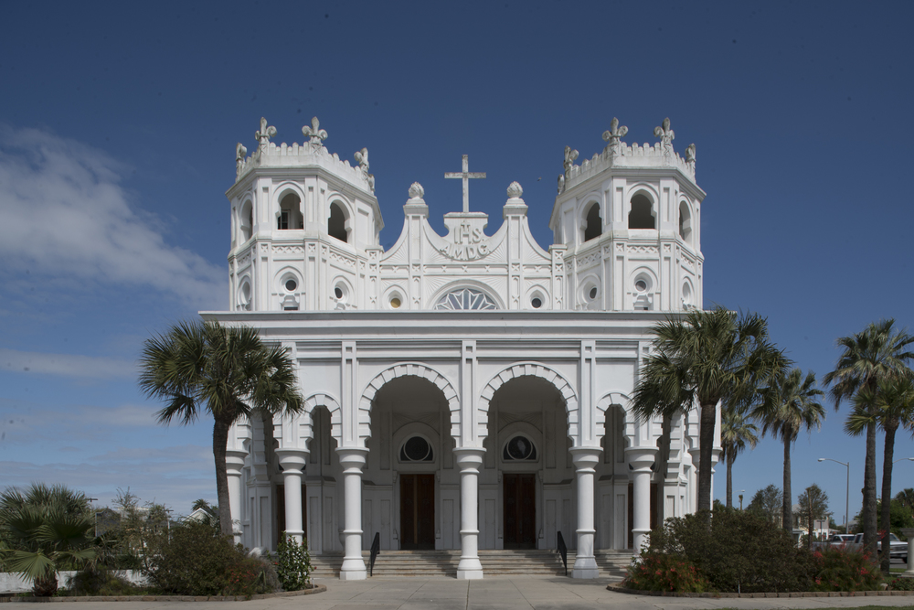 Sacred Heart Church, Galveston, Texas.