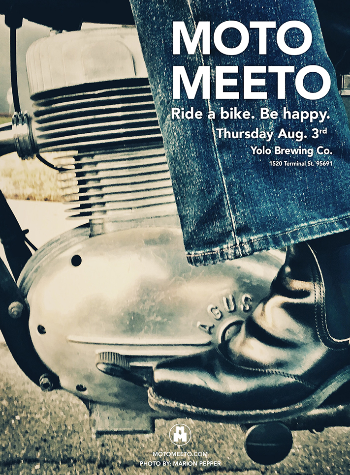 Meeto Poster photo by Marion Pepper - Thanks!
