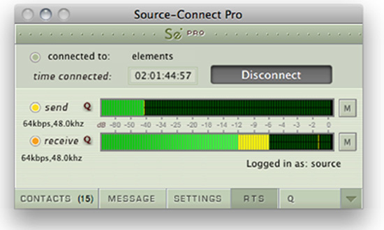 Pro Tools Source Elements