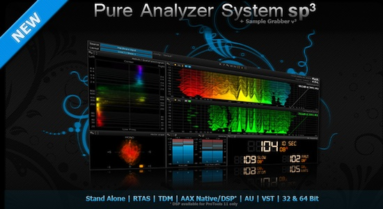 Flux Release Another Plug-in - Pure Analyser - Now 64bit, AAX Native