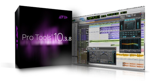 Pro Tools 10 3 8 Now Available | Pro Tools