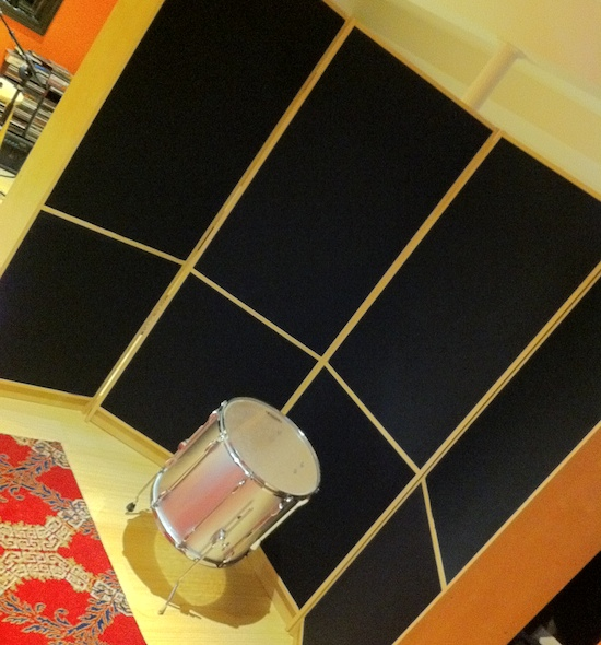 pro tools create studio sound panels gobos using ikea bookcases