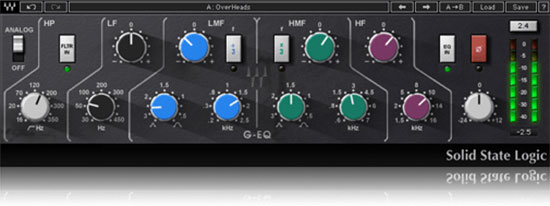 Waves Offer SSL4000 Plug-In Bundle For $399 One Day Only