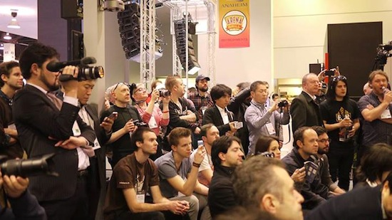 Winter NAMM 2014 In Pictures