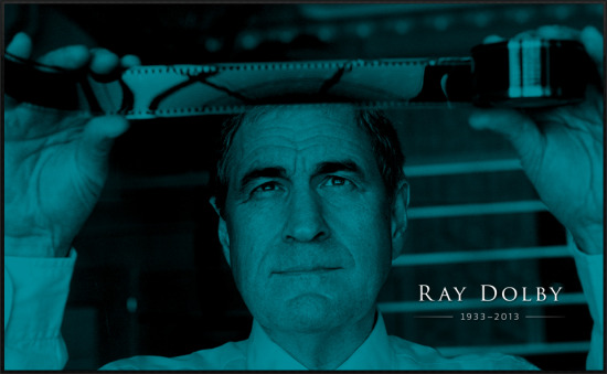 Ray Dolby - The Man Who Cleaned Up Pro Audio Has Died At 80