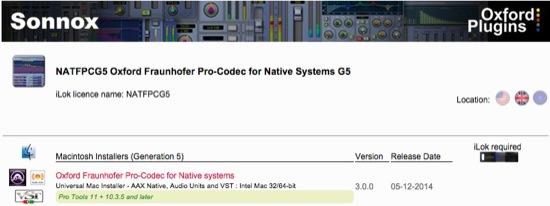 AAX 64 bit — Pro Tools