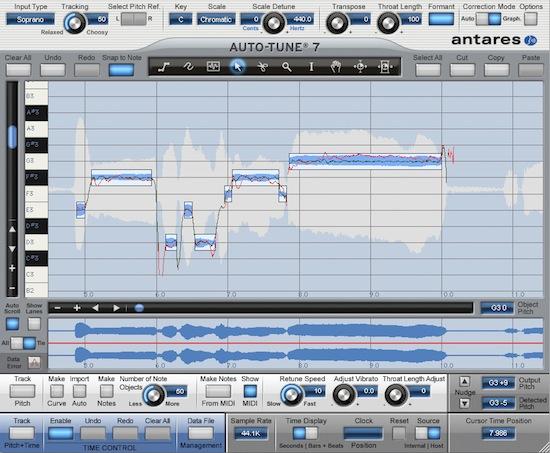 Auto tune 5 pro tools 10