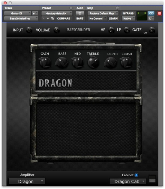 Pro Tools Free Bass Amp And Cabinet Plug In