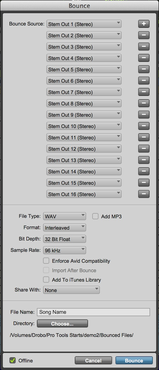 Moving An Entire Pro Tools Session To Another DAW | Pro Tools
