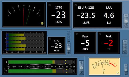 VSonics Release AAX Update For Their VMeter Metering Plug-in Suite