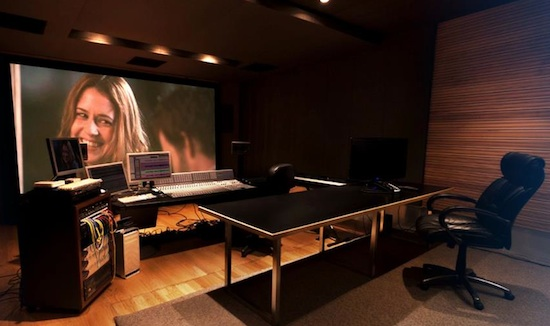 This Is Sound Design Chooses Avids S As Their New Control - Sound room design