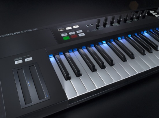 native instruments komplete kontrol s series keyboards do we need another controller keyboard. Black Bedroom Furniture Sets. Home Design Ideas