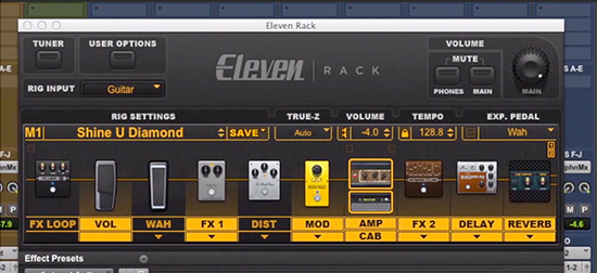 How To Create The Pink Floyd Guitar Sound With Avid Eleven Rack — Pro Tools Expert