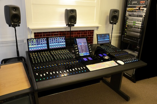 Hhb And Scrub Host Uk S First 24 Fader Avid S6 In Soho