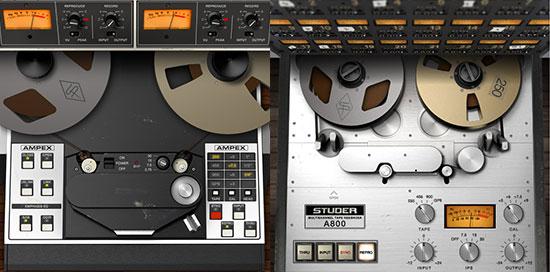UAD tape plug-in