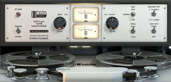 Slate VTM  tape plug-in