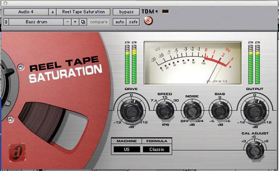 Avid Reel tape plug-in