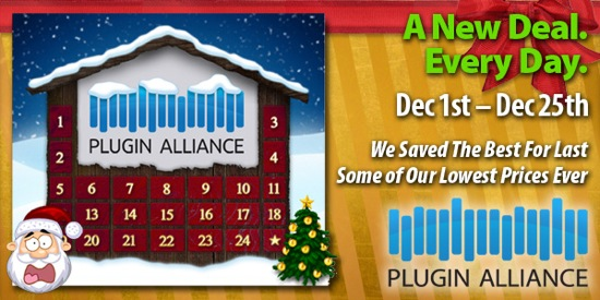 Our friends at Plugin Alliance are running their Advent Calendar again on the run up to Christmas. Instead of chocolate behind each door you will find a ...  sc 1 st  Pro Tools Expert & Pro Tools | Plugin Alliance Advent Calendar With A Deal A Day