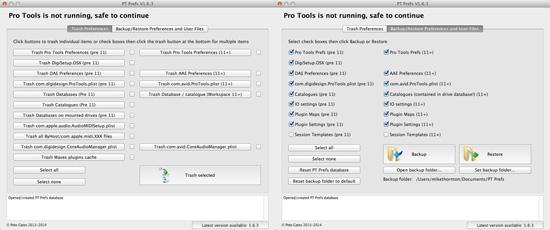 New Version Of PT Prefs Helper Released