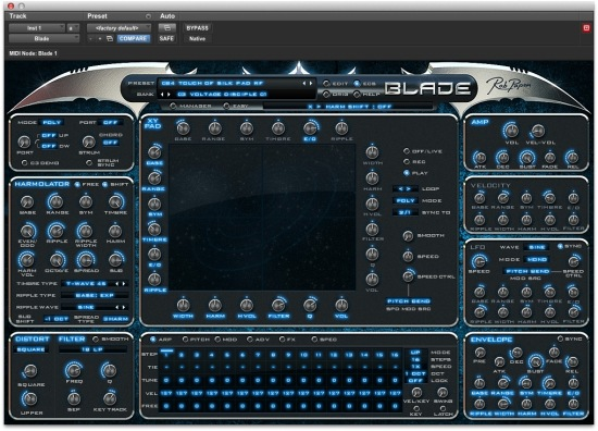 Rob Papen Ships Blade In AAX Format