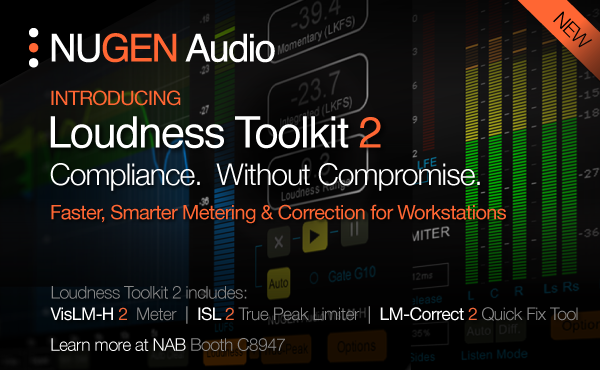 Nugen Audio Loudness Toolkit 2