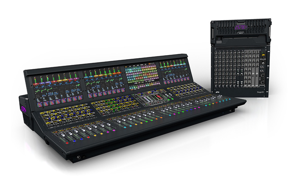Avid S6L Control Surface
