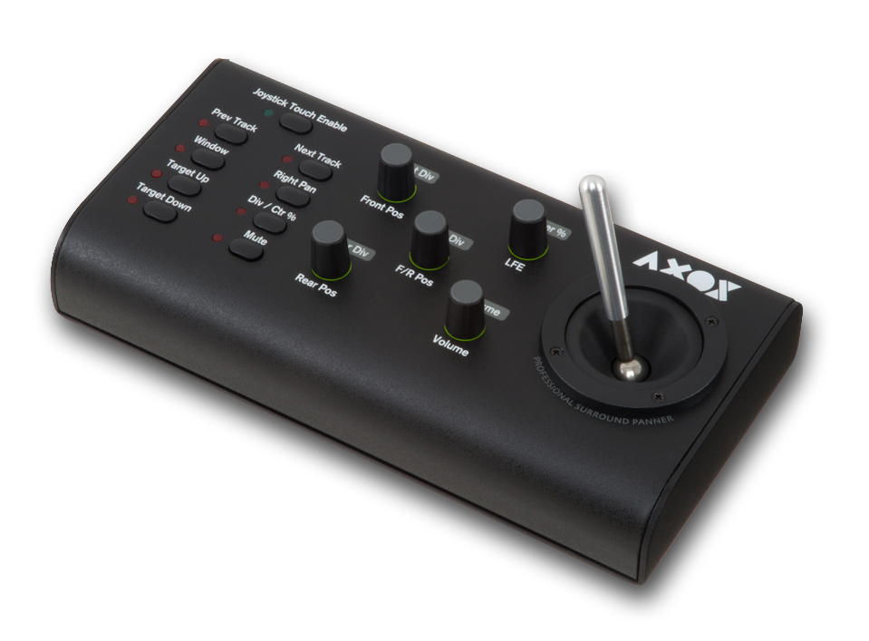 pro tools jl cooper announce new surround panner controller for pro tools. Black Bedroom Furniture Sets. Home Design Ideas
