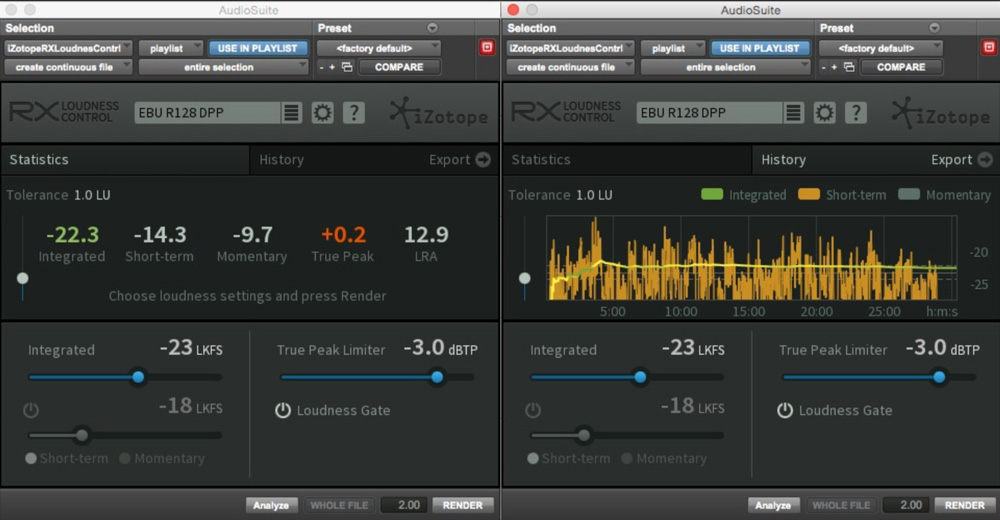 Izotope Loudness Control Download