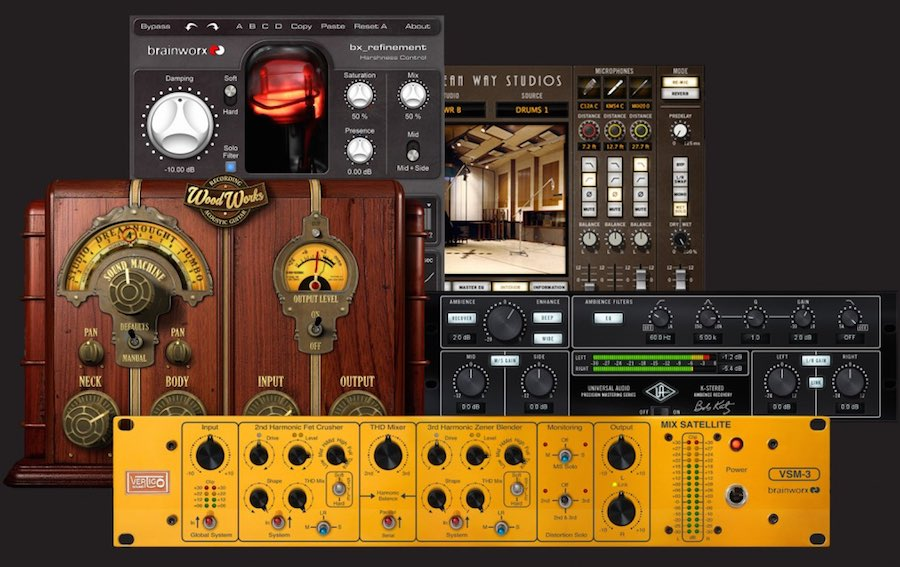 5 Unusual UAD Plug-ins You Should Really Consider | Pro Tools
