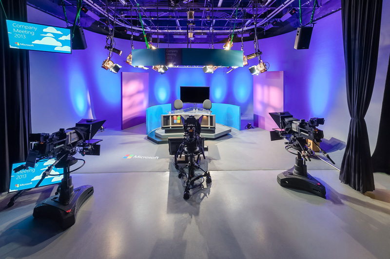Microsoft Production Studios has expanded its existing RedNet infrastructure at its Redmond, Washington compound, where full-service, state-of-the-art facilities provide all of the resources necessary to produce end-to-end media solutions for Microsoft and third-party clients
