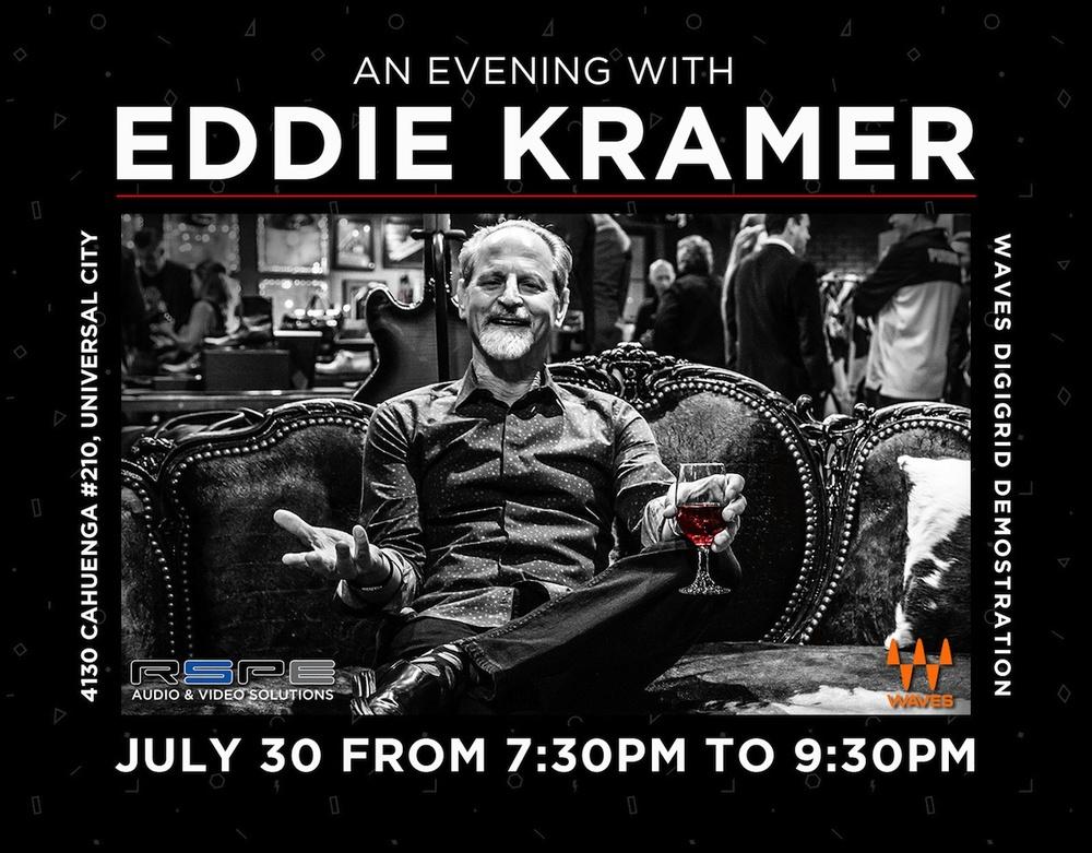 Eddie Kramer Event