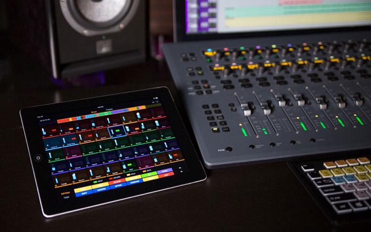 Pro Tools iPad App