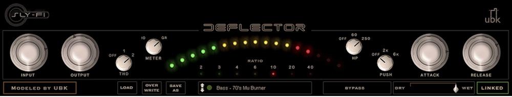 Sly Fo Deflector