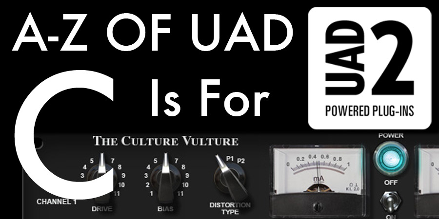 A-Z of UAD C is for