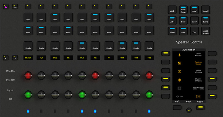 Pro Tools Ibc 2015 Avid Announce A New Post Module For The S6