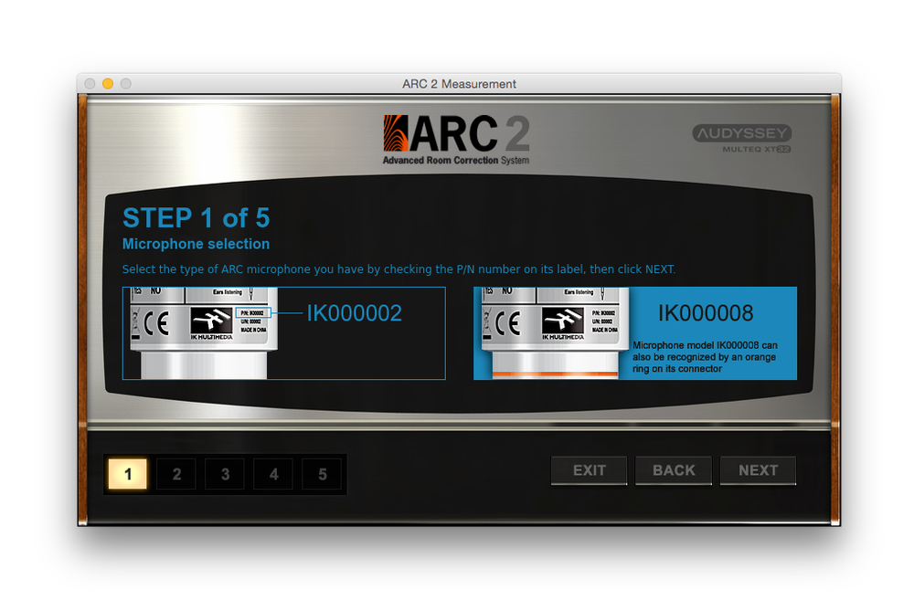 arc2 microphone