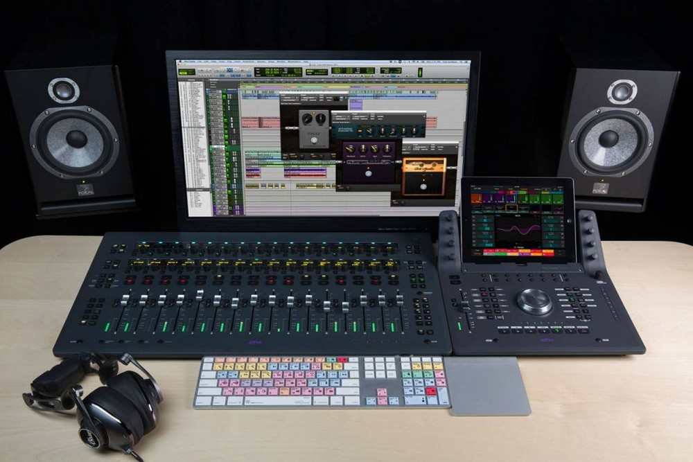 Avid Announce New Pro Tools Dock For Ipad Pro Tools Expert