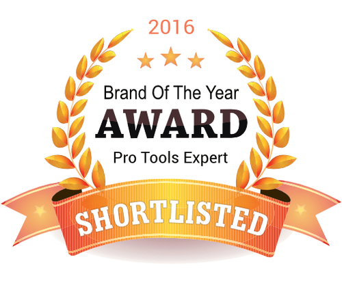 Pro Tools Expert Brand Of The Year 2016 - The Shortlist - VOTE AND